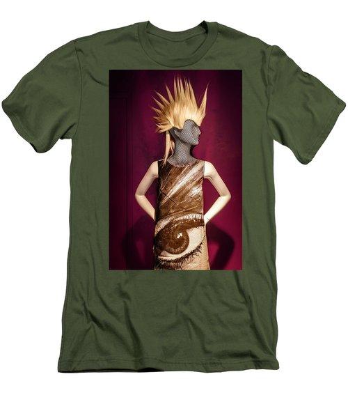 Modern Eye Men's T-Shirt (Slim Fit) by Scott Meyer
