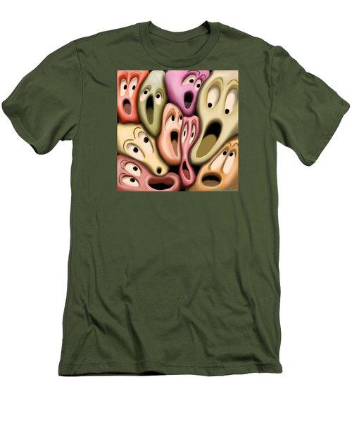 Modern Public Transport Men's T-Shirt (Athletic Fit)