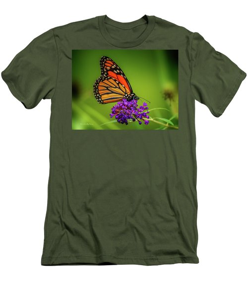 Monarch #1 Men's T-Shirt (Athletic Fit)