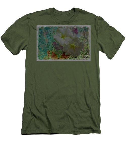 Morning Glory Fantasy Men's T-Shirt (Athletic Fit)