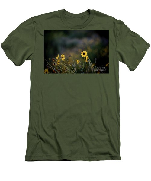 Morning Light Men's T-Shirt (Slim Fit) by Kelly Wade