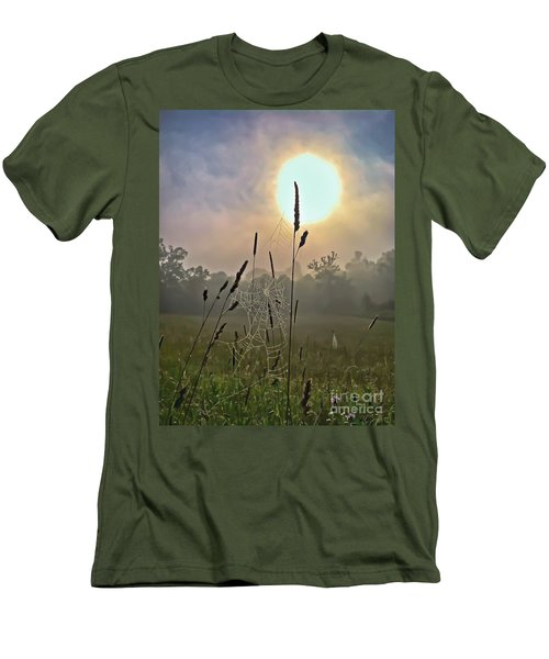 Morning Light Men's T-Shirt (Athletic Fit)