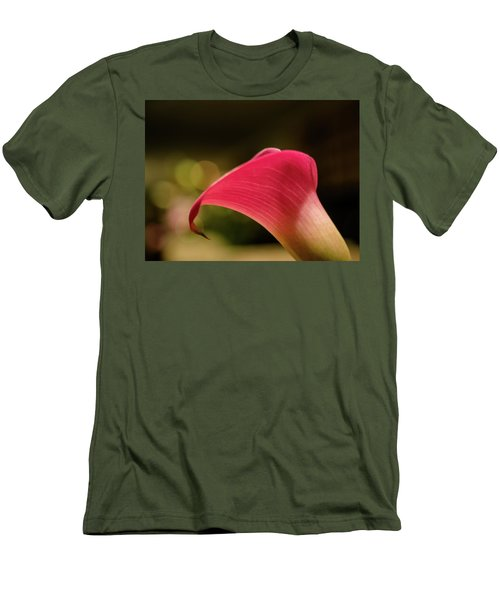 Mother's Day Lily Men's T-Shirt (Athletic Fit)