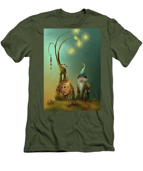 Mr Cogs Men's T-Shirt (Athletic Fit)
