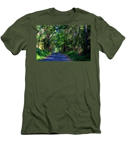 Murphy Mill Road - 2 Men's T-Shirt (Athletic Fit)