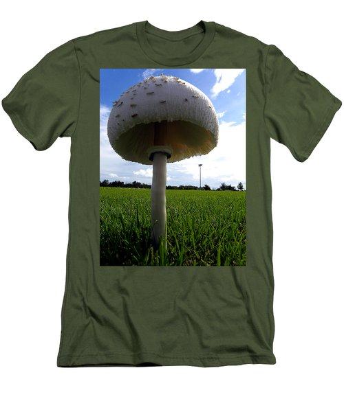 Mushroom 005 Men's T-Shirt (Slim Fit) by Chris Mercer