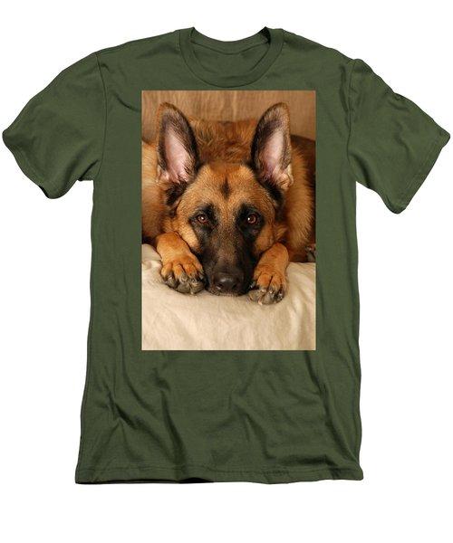 My Loyal Friend Men's T-Shirt (Athletic Fit)