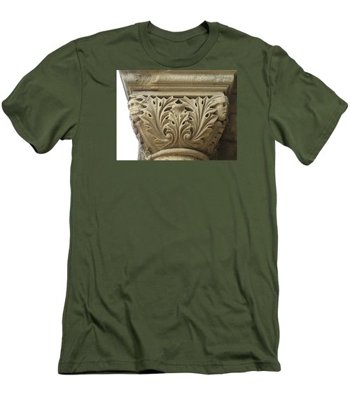 Men's T-Shirt (Slim Fit) featuring the photograph My Weathered Friend by John King