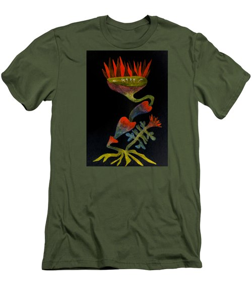 Mysterious Men's T-Shirt (Slim Fit) by R Kyllo