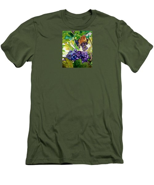 Napa Harvest Men's T-Shirt (Athletic Fit)