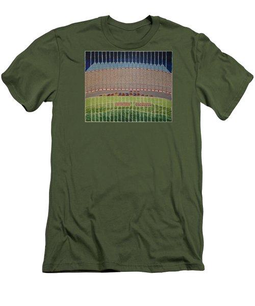 Nascar Race Men's T-Shirt (Athletic Fit)