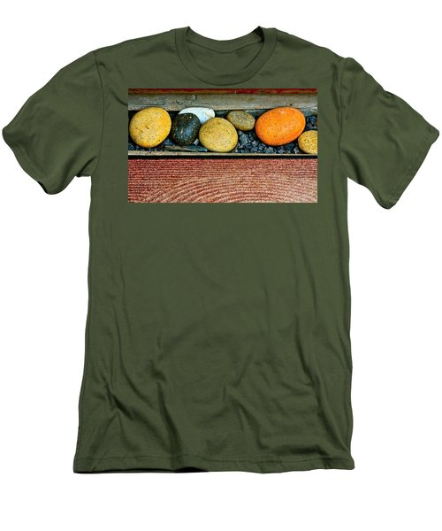 Natural Boundaries Men's T-Shirt (Athletic Fit)