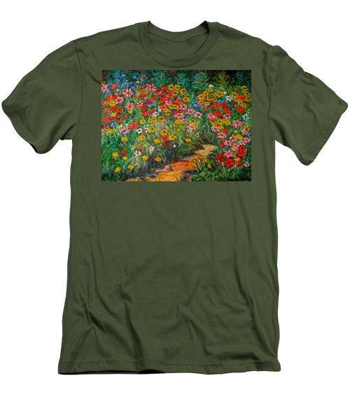 Natural Rhythm Men's T-Shirt (Athletic Fit)