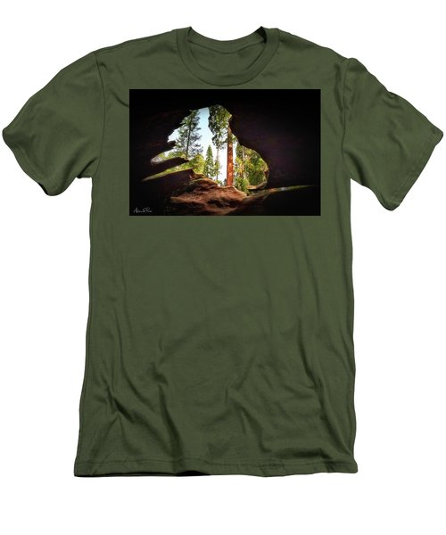 Natural Window Men's T-Shirt (Athletic Fit)
