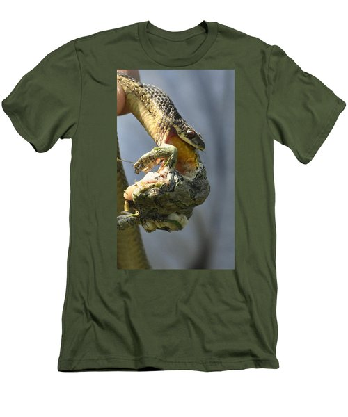 Nature Is Beguiling Men's T-Shirt (Slim Fit) by Lisa DiFruscio
