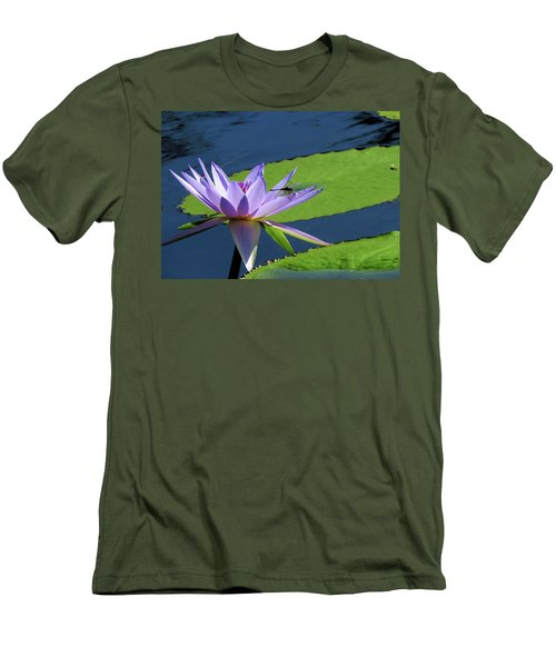 Nature Shares It's Beauty Men's T-Shirt (Athletic Fit)