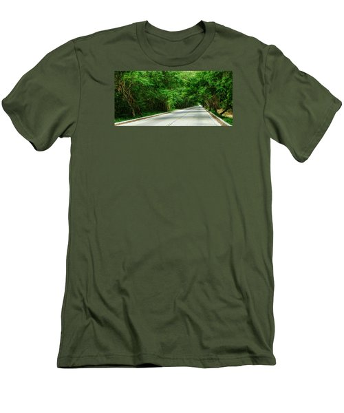 Nature's Canopy Men's T-Shirt (Athletic Fit)