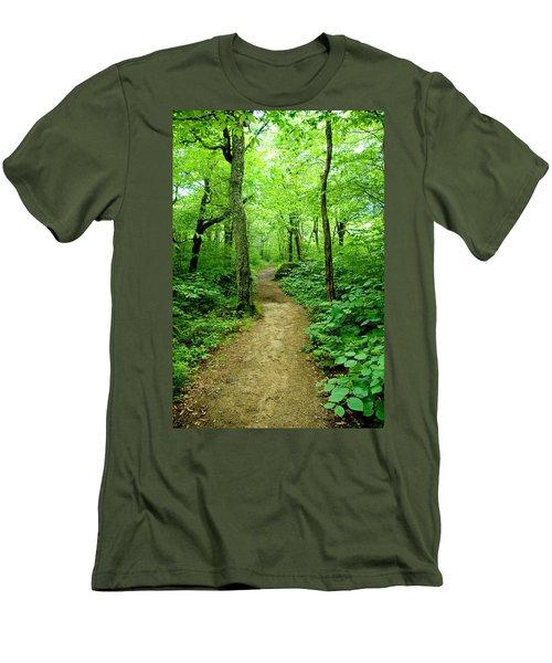 Nature's Path Men's T-Shirt (Slim Fit)