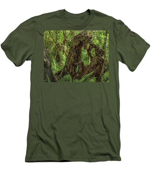 Nature's Sculpture Men's T-Shirt (Athletic Fit)
