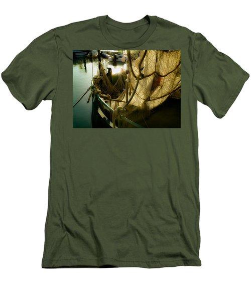 Nautical Dreams Men's T-Shirt (Athletic Fit)