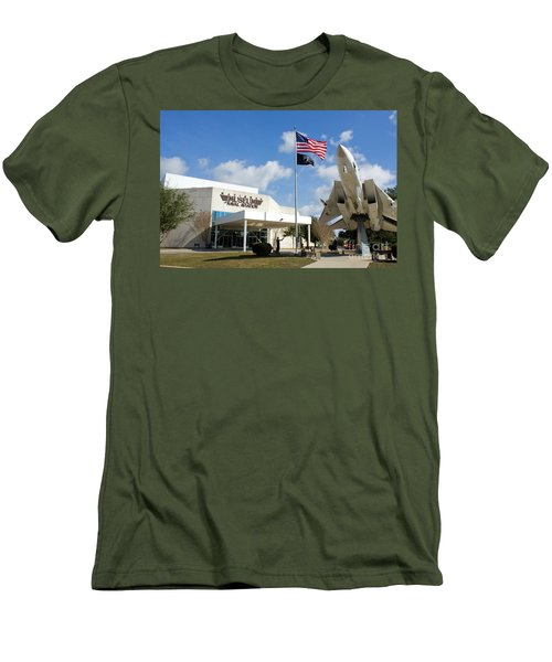 Naval Aviation Museum Men's T-Shirt (Athletic Fit)