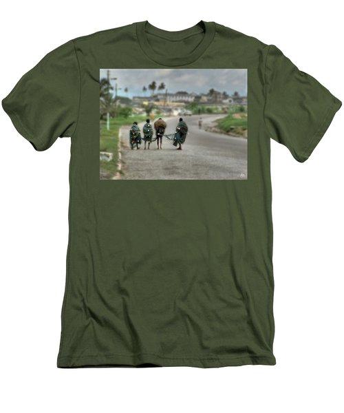 Net Boys Men's T-Shirt (Athletic Fit)