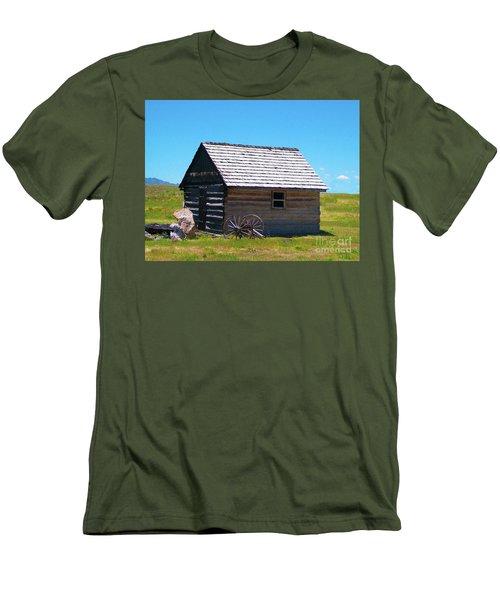Nevada Homestead Men's T-Shirt (Athletic Fit)