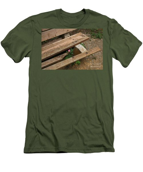Never Fading Nature Men's T-Shirt (Athletic Fit)