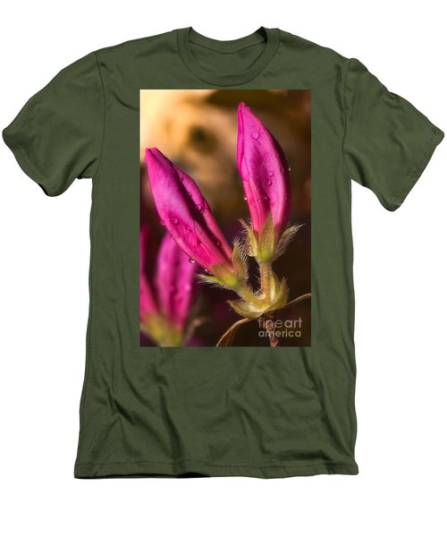 Men's T-Shirt (Slim Fit) featuring the photograph New  by Brian Wright
