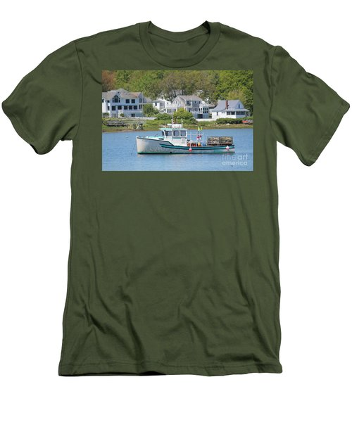 New England Summer Men's T-Shirt (Athletic Fit)