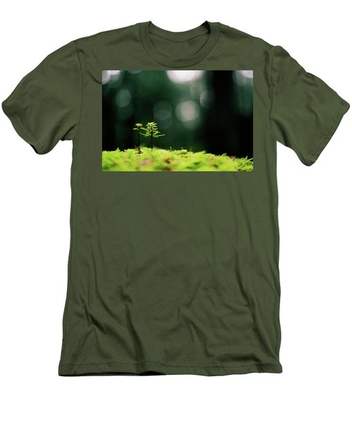 New Forest Men's T-Shirt (Athletic Fit)