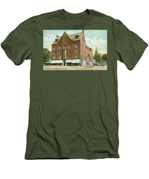 Newburgh Broadway - 02 Men's T-Shirt (Athletic Fit)
