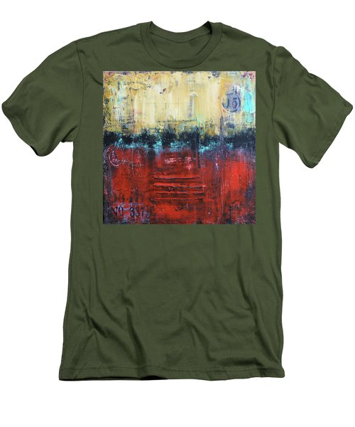 No. 337 Men's T-Shirt (Athletic Fit)