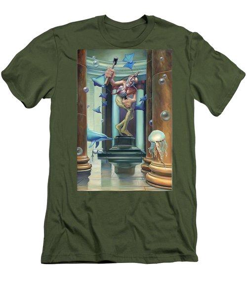 No Limit Men's T-Shirt (Athletic Fit)