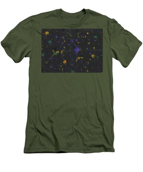 Nola Mardi Gras Men's T-Shirt (Athletic Fit)