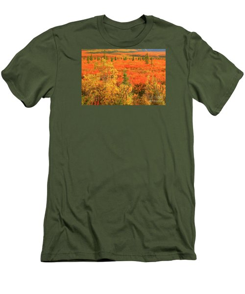 Northern Tundra Men's T-Shirt (Athletic Fit)