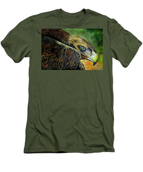 Not Happy Men's T-Shirt (Athletic Fit)
