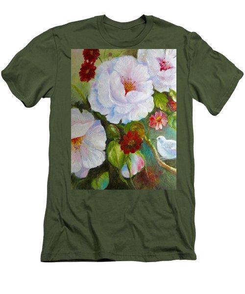 Noubliable  Men's T-Shirt (Athletic Fit)