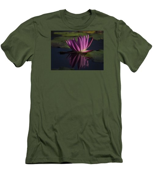 November Lily Men's T-Shirt (Athletic Fit)