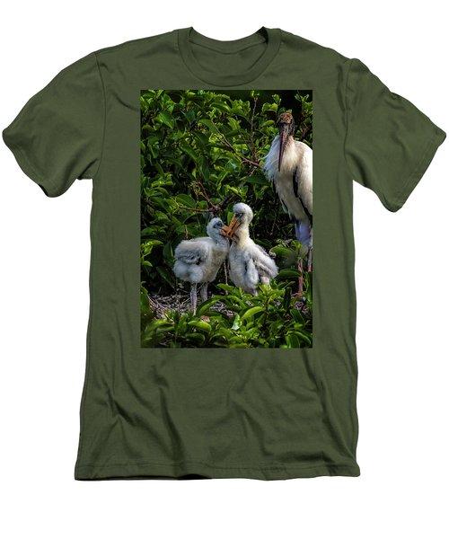 Now, Children... Men's T-Shirt (Athletic Fit)