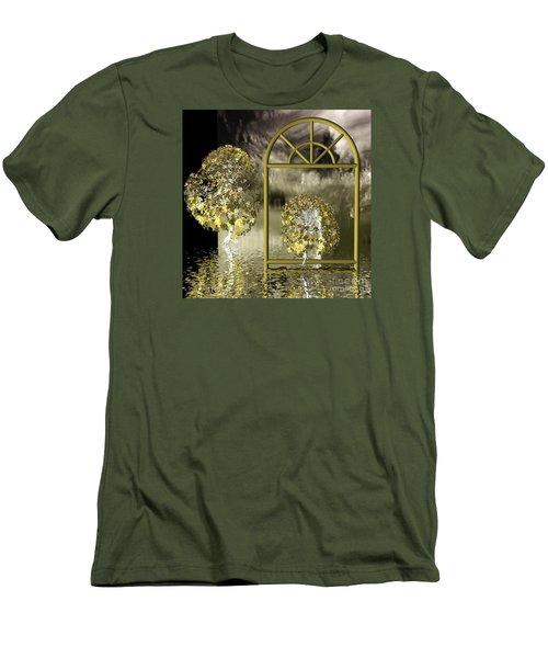 Nowhere-land Men's T-Shirt (Athletic Fit)