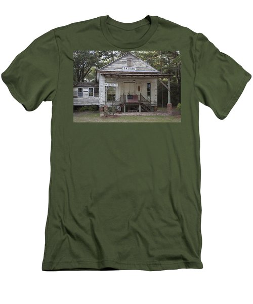 O K Zeaglers Mercantile And Post Office Men's T-Shirt (Athletic Fit)