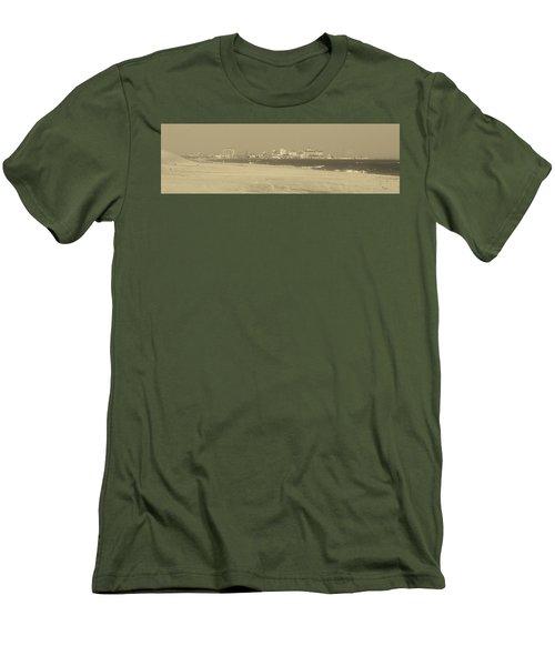 Oc Inlet Classic Men's T-Shirt (Slim Fit) by William Bartholomew