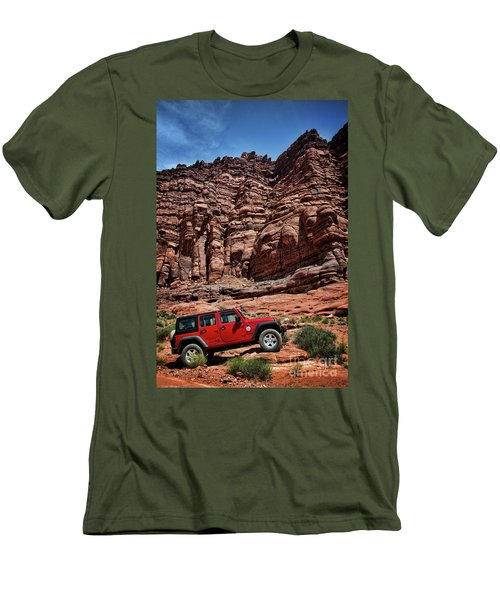 Off Road Adventure Men's T-Shirt (Athletic Fit)