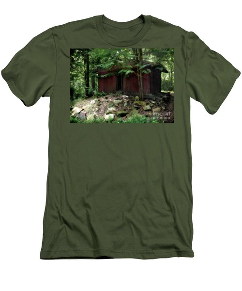 Off The Grid Men's T-Shirt (Athletic Fit)