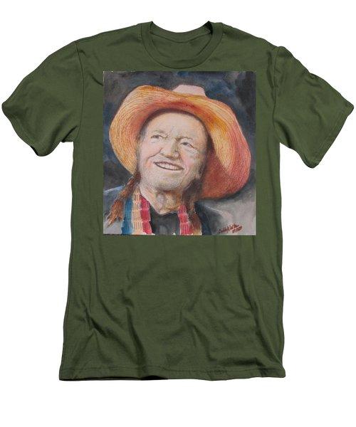 Ol Willie Men's T-Shirt (Athletic Fit)