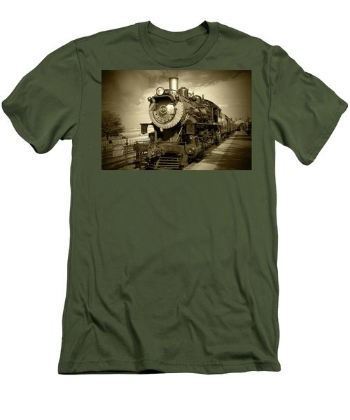 Old 475 - Bw Men's T-Shirt (Athletic Fit)