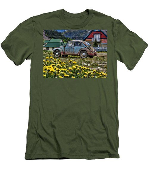 Old Bug Men's T-Shirt (Athletic Fit)