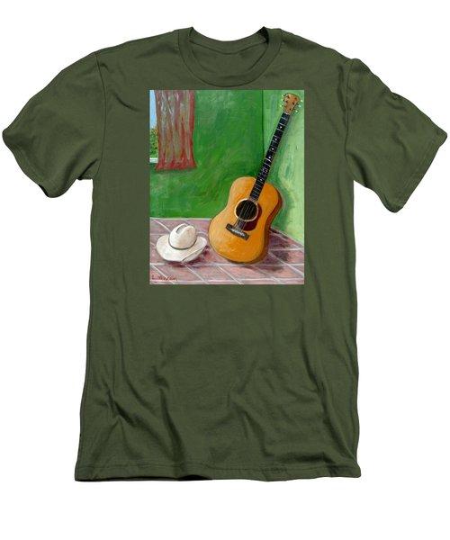 Old Friends Men's T-Shirt (Athletic Fit)