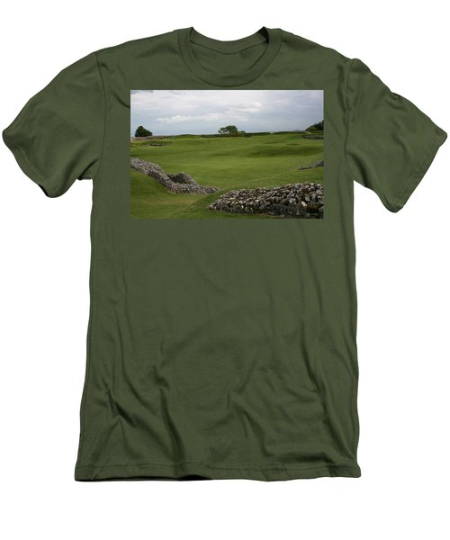 Old Sarum Men's T-Shirt (Athletic Fit)